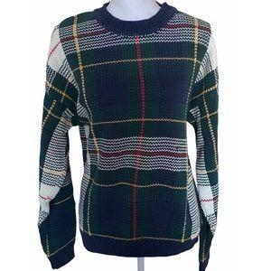 Hunt Club   Vintage Knit sweater Size Large